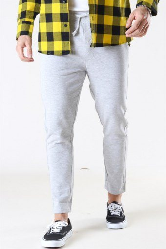 Jake Sweat CR Pants Light Grey Melange