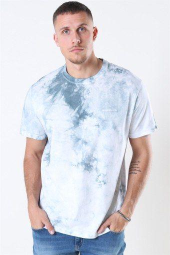 Tedy Tie Dye T-shirt White Mint