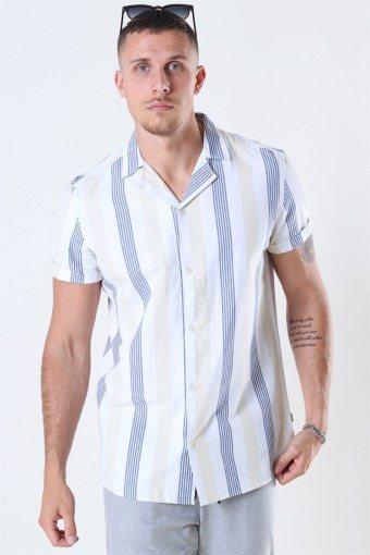Brando SS Cuba Shirt Bleached S