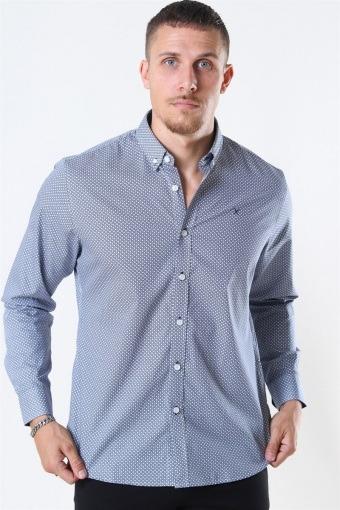 Clean Cut Siena Shirt 05 Blue