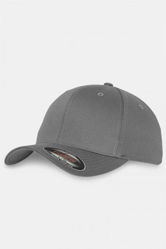 Flexfit Wooly Combed Original Cap Grey