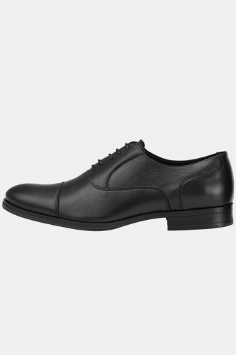 Donald Læder Shoe Anthracite