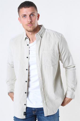 Bennet LS Reg Baby Cord Shirt Pelican