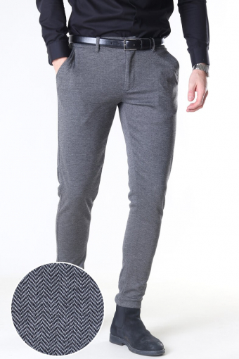 Dave Barro Pants Medium Grey Mel
