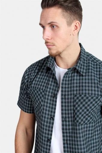 Trays S/S Prime Shirt Black/Green