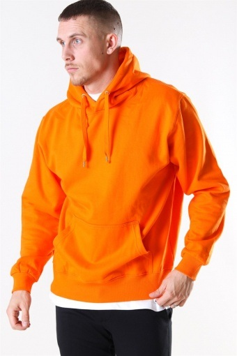 Hooded Sweat Orange