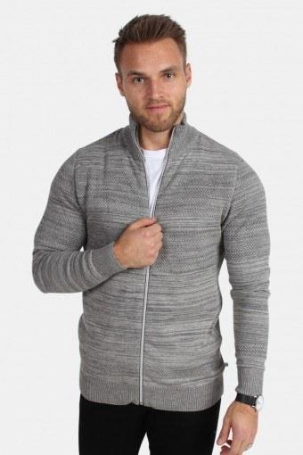 Jonas Mouline Knit Anthracite/Grey Melange