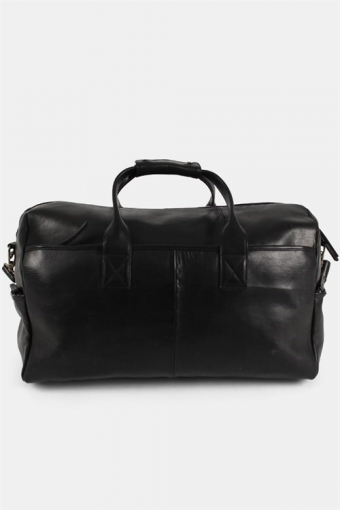 Frill Weekend Bag Black