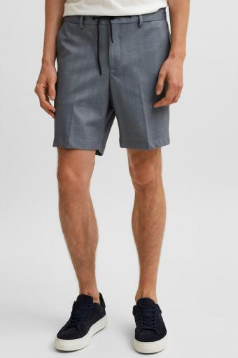 SLHPETE FLEX STRING SHORTS G CAMP Light Grey Melange
