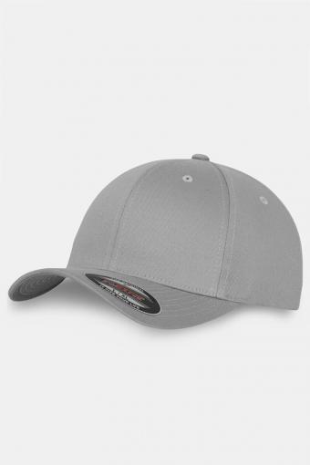 Flexfit Wooly Combed Original Cap Silver
