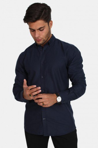 Tailored & Originals New London Shirt Insignia Blue