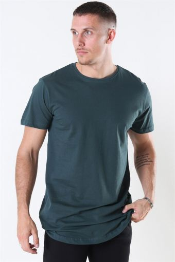 TB638 T-shirt Bottle Green