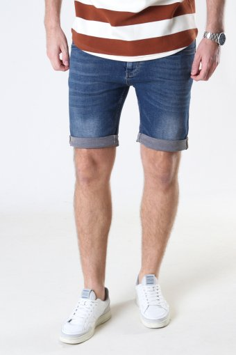 Mike Shorts Base Blue 657 Base Blue