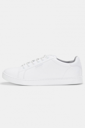 Jack & Jones Trent PU Sneaker Bright White