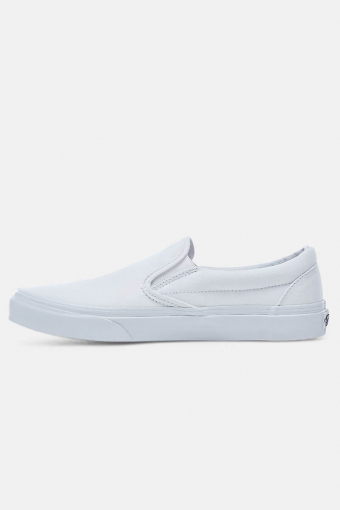 Classic Slip-ON Sneakers True White