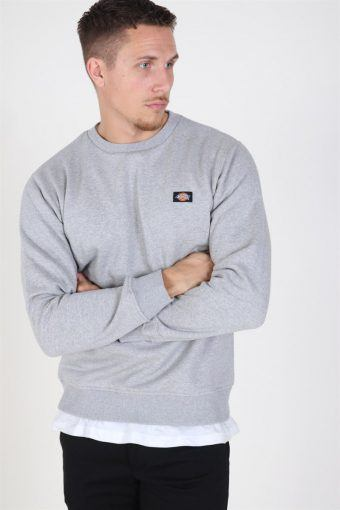 New Jersey Sweat Grey Melange