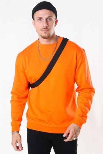 Organic Crew Orange