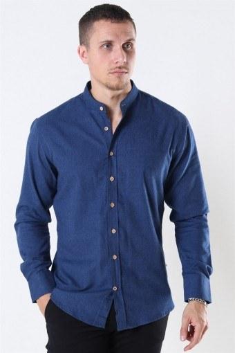 Dean Henley Shirt Navy