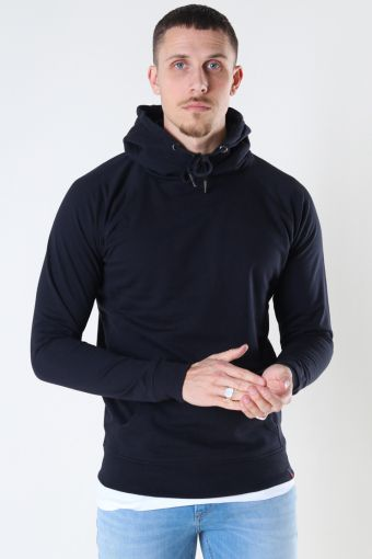 BASIC SWEAT HOODIE 008 Navy