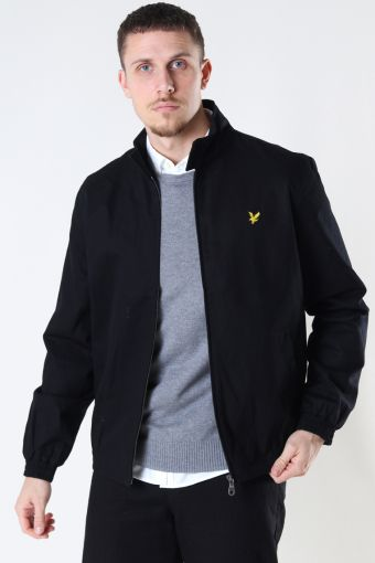 Harrington jacket Jet Black