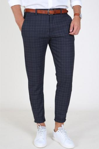 Pisa Redue Pants Grey Check