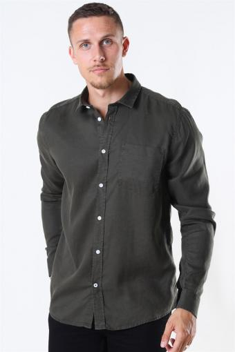 Tailored & Originals Otis Shirt Climb Ivy