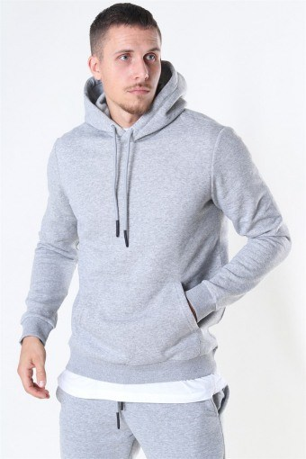 Ceres Life Hoodie Light Grey Melange