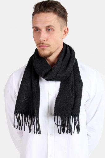 Bologna Lambswoll Halstørklæde Anthracite