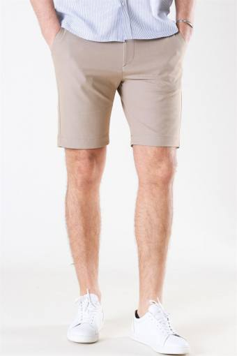 Como Light Shorts Light Brown Insence