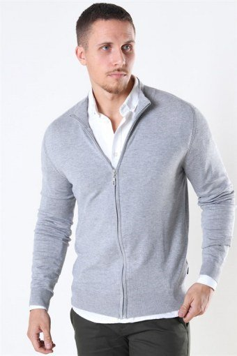 Chris Zip Neuloa Light Grey Mix