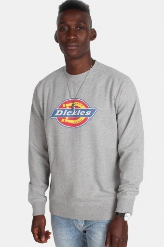 HS Sweat Grey Melange