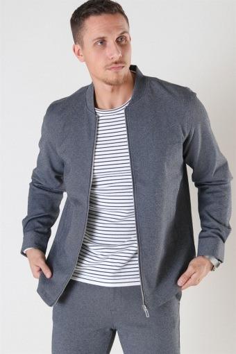 Clean Cut Milano Jacket Dark Grey Mix