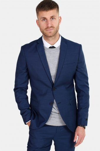 Jack & Jones Solaris Blazer Medieval Blue