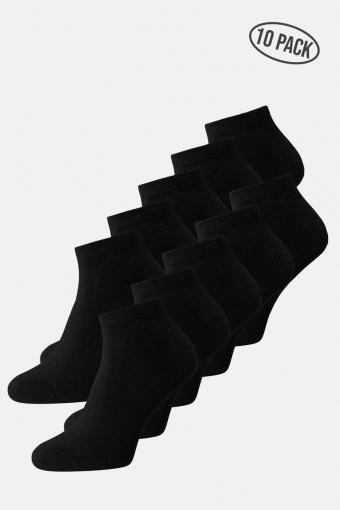 Dongo Strømper 10 Pack Black