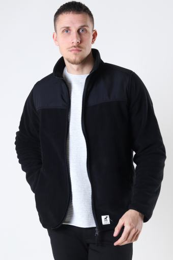 Dexter Fleece Jacket Black