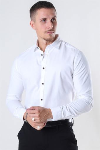 Earman Shirt Optical White