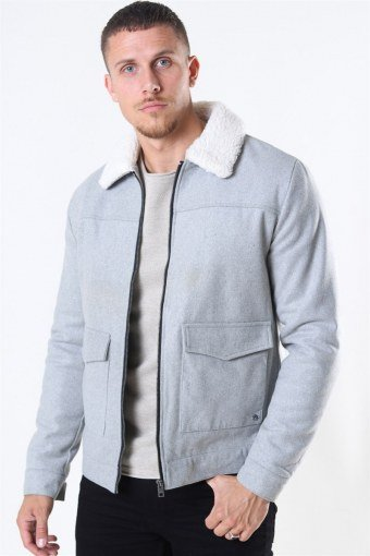 Linton Soft Takki Light Grey Mel
