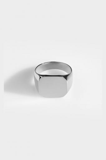 Ring Classic Signature Silver