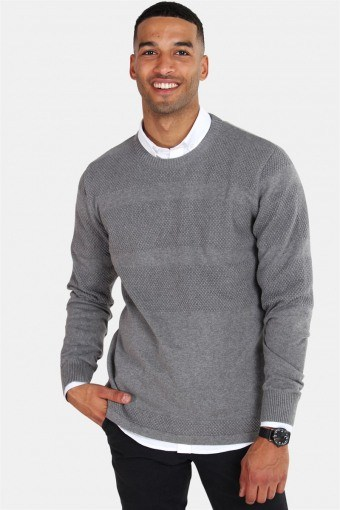 Hannes Knit Anthracite