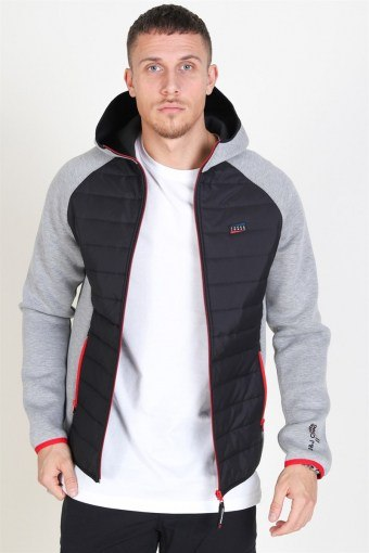 Jack & Jones Toby Jacket Light Grey Melange