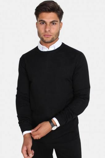 Tailored & Originals Fitz Knit Black