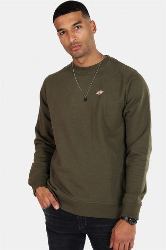 Seabrook Sweatshirt Dark Olive