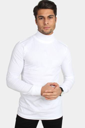 Turtleneck White
