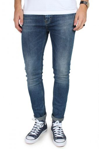 Billy Slim Jeans Blue Stone Vintage