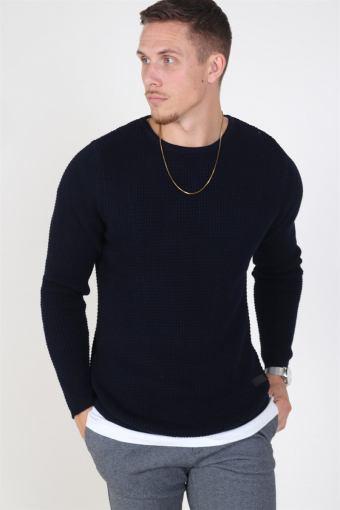 Arnold Knit Navy