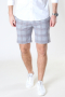 Jack & Jones JJIPHIL CHINO SHORTS NOR STS Light Grey Melange AOP