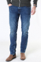 Solid Joy Jeans Mid Blue