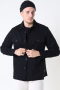 Gabba Topper LS Overshirt Black