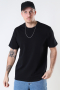 ONLY & SONS ONSANEL LIFE REG SS TEE Black